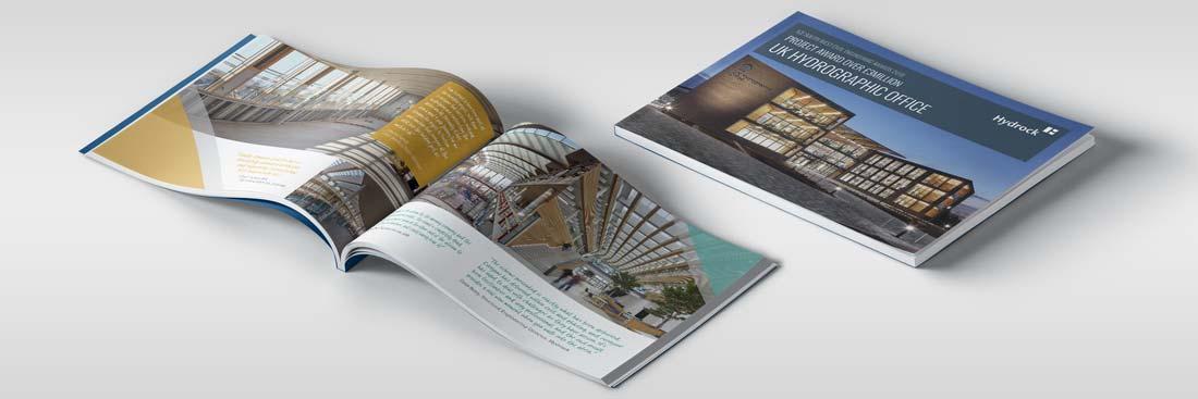 Hydrock award submission digital design